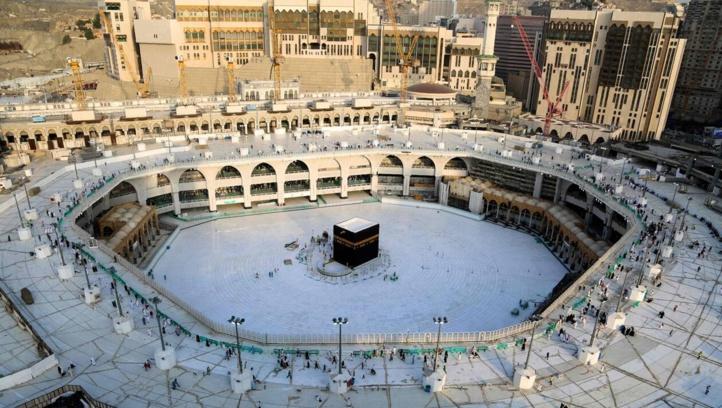 Covid-19 : pèlerinage restreint à la Mecque