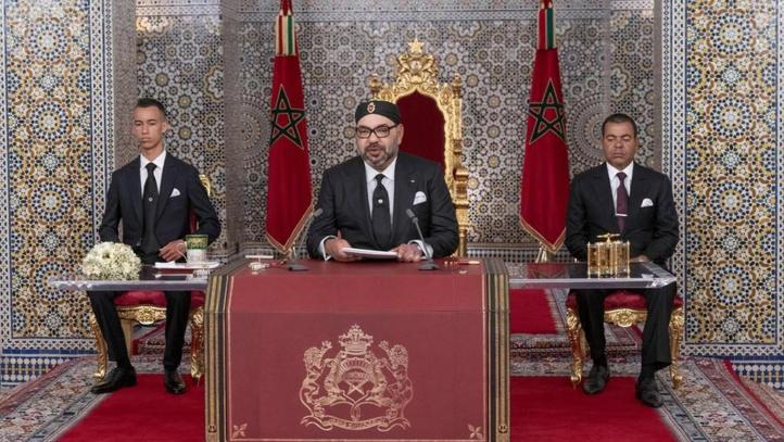 """Discours du Trône 2020 : """"120 milliards de dirhams seront injectés dans l'économie nationale"""""""