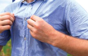 Transpiration : Peut-on forcer son corps à transpirer moins ?