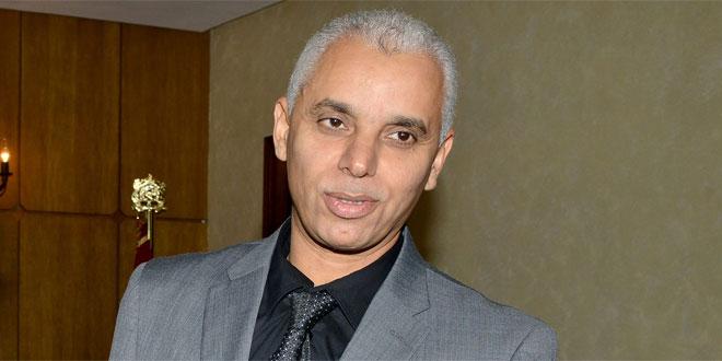 Khalid Aid Taleb, ministre de la Santé.