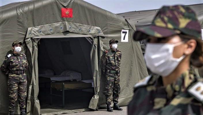 L'hôpital militaire de campagne à Beyrouth fournira aux blessés tous les soins nécessaires