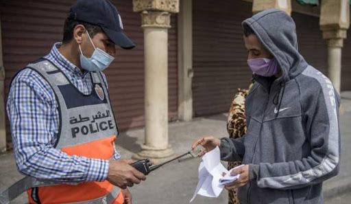 Violation de l'état d'urgence sanitaire: 742 poursuites en justice à Taroudant