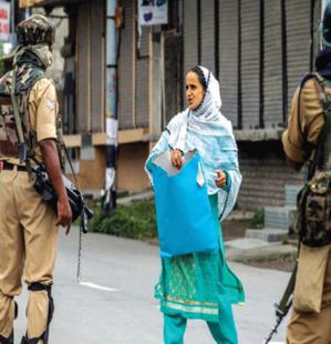 Cachemire : « Un paradis assiégé »