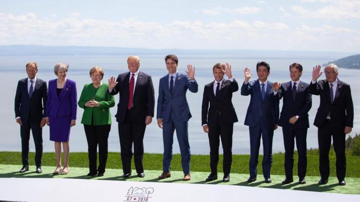 Trump souhaite la tenue d'un G7 élargi après la présidentielle de novembre