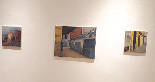 Essaouira : Les œuvres d'une artiste danoise illuminent l'espace Dar Souiri