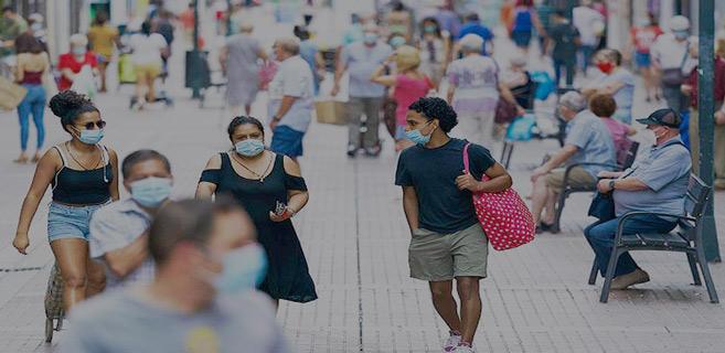 Coronavirus : 20 millions de cas