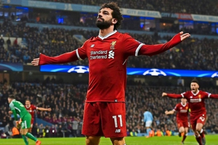Mohamed Salah, l'athlète le mieux payé en Afrique selon Forbes