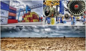 Une économie sinistrée par la crise...pas de reprise avant 2021