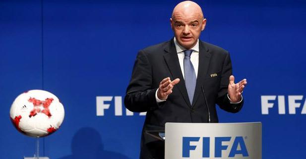 Affaire de corruption : Infantino, président de la FIFA, sur la corde raide