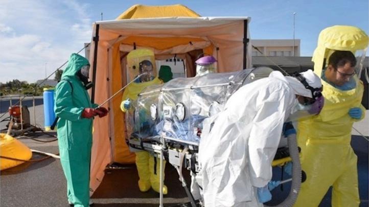 Compteur coronavirus : 1.245 contaminations et 1.061 guérisons en 24H