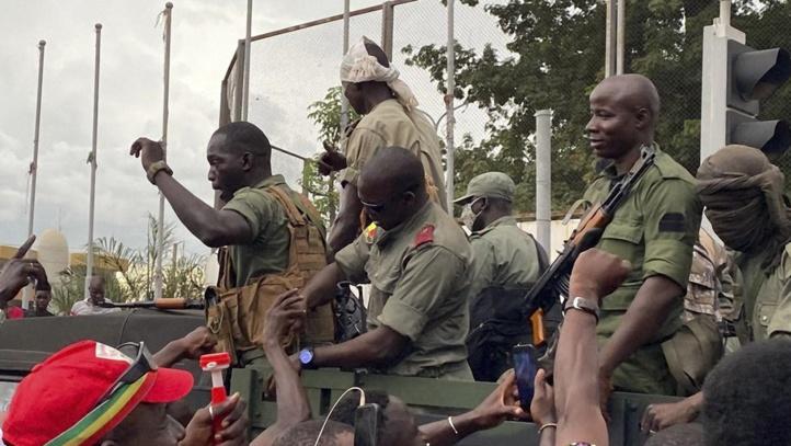 Mali : l'UA, la CEDEAO et l'ONU appellent à la libération d'IBK