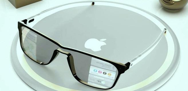 Apple Glass : Les lunettes de réalité augmentée !