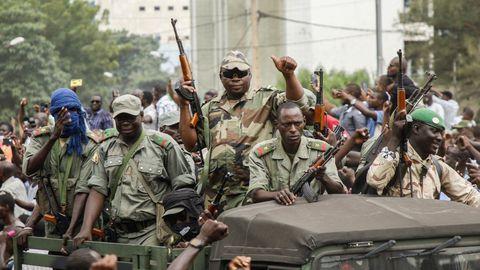 Mali : Le Maroc appelle à  une transition civile pacifique