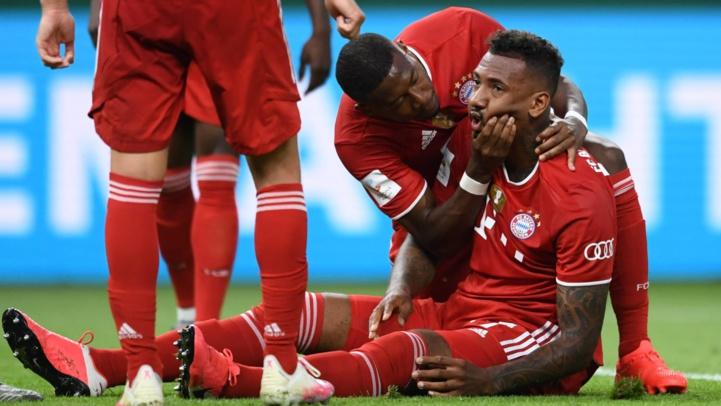 Bayern Munich : Boateng souffre d'un problème musculaire