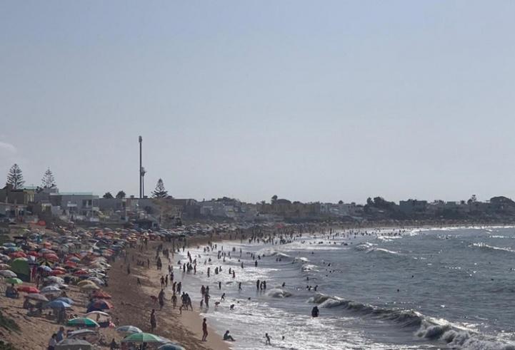 Benslimane : Les plages de la province fermées vendredi à minuit