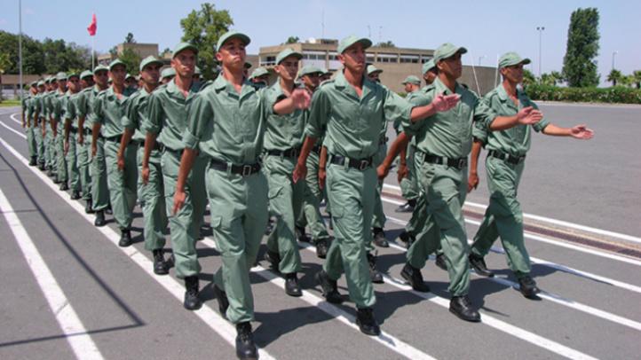 Service militaire : La reprise aura bien lieu cette année