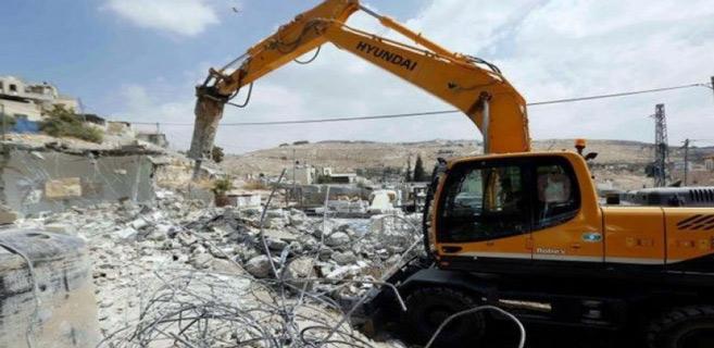 Palestine : Israël menace de démolir 18.000 maisons palestiniennes à Al Qods