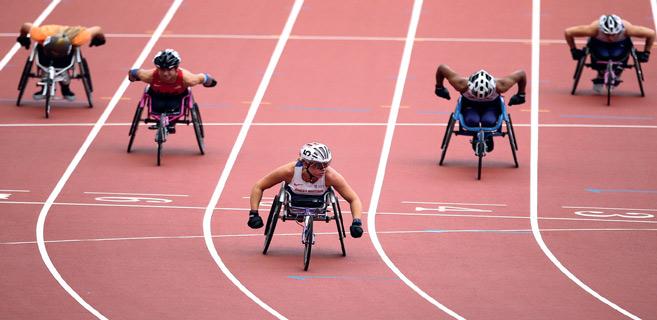 Paralympiques : Le patron du CIP veut des Jeux sans Coronavirus