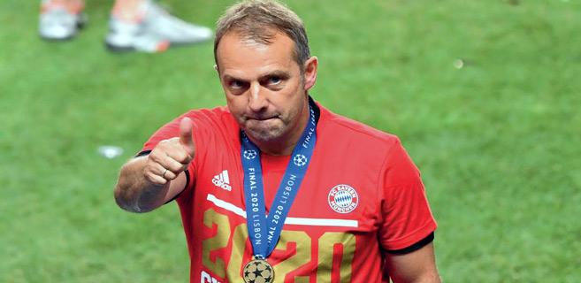 Bayern Munich : Flick, l'homme qui murmure à l'oreille des joueurs