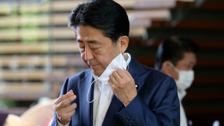 Japan: Shinzo Abe renonce à son poste pour des raisons médicales