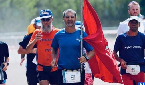 Nouveau exploit sportif de l'athlète marocain Saïd Bourjila à l'ultra marathon « 6 Jours de France »