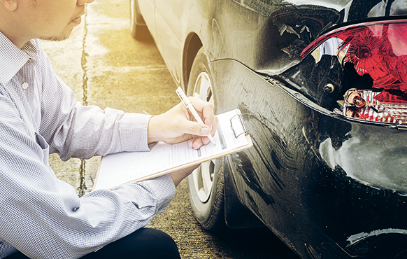 Compagnies d'assurances: entente sur la réduction du remboursement des dommages accidents