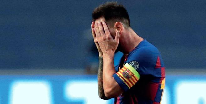 Football : Quand la Puce prend la mouche, les précédentes bouderies de Messi