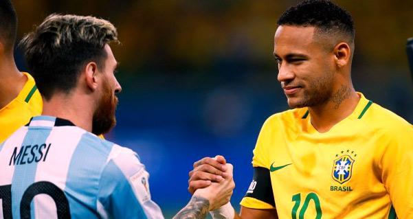 Football : Sans Neymar ni Messi, rassemblement international atypique
