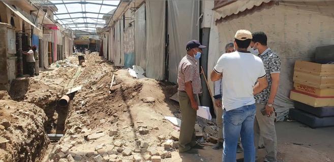 Casablanca : Restructuration du célèbre «Souk El Korea»