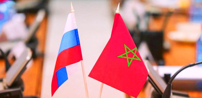 Relations diplomatiques : Le Maroc et la Russie engagés à approfondir le dialogue politique