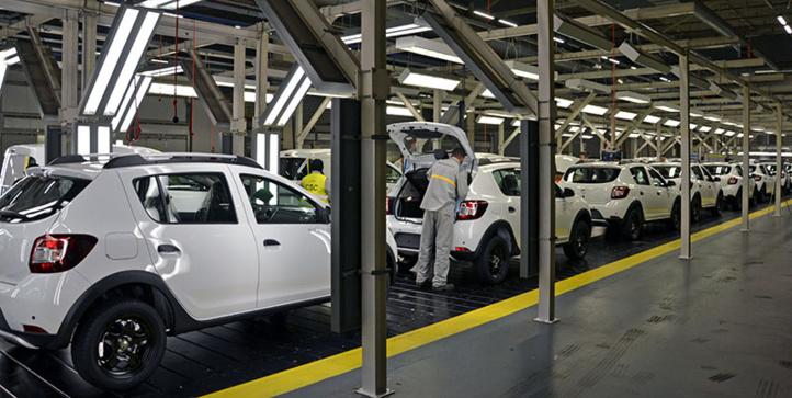 Renault : démarrage de l'industrialisation de la 3ème génération de Dacia