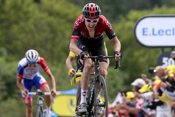 Cyclisme : Thomas ne voulait pas faire le Tour sans être leader