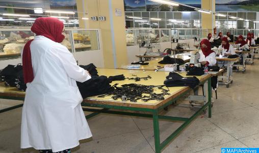 Produits textiles : Le Maroc premier exportateur arabe vers le Brésil