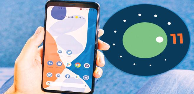 Smartphones : Après des mois d'attente…Android 11 officiellement lancé