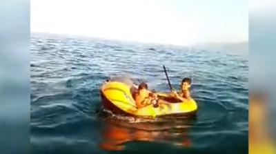 Nouveau visage de la migration : deux enfants marocains tentent de rejoindre l'Espagne en bouée