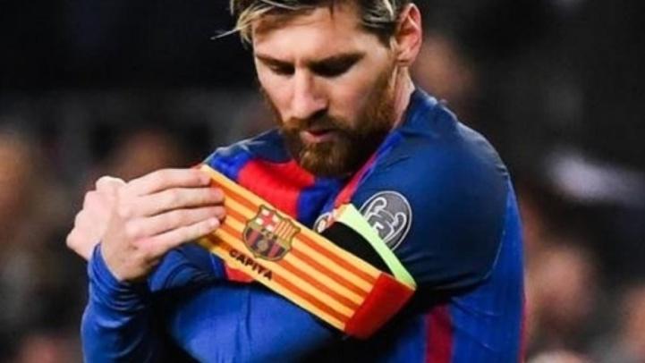 """F.C. Barcelone : Le vestiaire désigne Messi """"Capitaine pour la saison 20/21"""""""