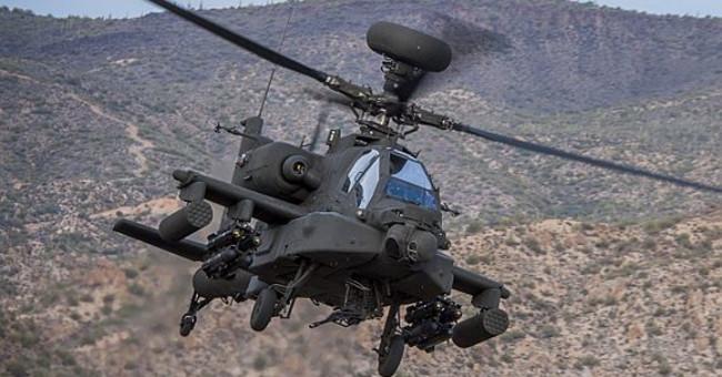 Le Maroc modernise ses hélicoptères Apache