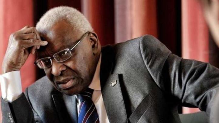 Dopage et corruption: Jugement mercredi pour Lamine Diack