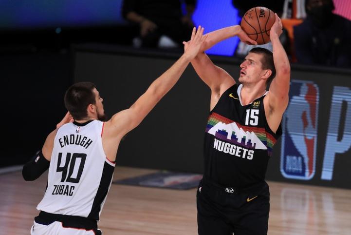 Play-offs NBA: Denver pousse les Clippers au 7ème match