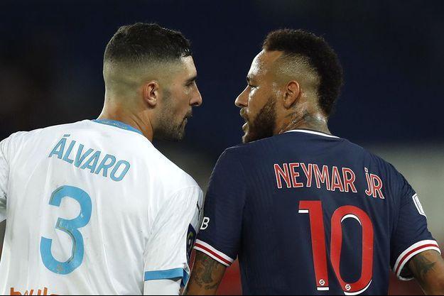Ligue 1 : Neymar (PSG) accuse Gonzalez (OM) d'insultes racistes !