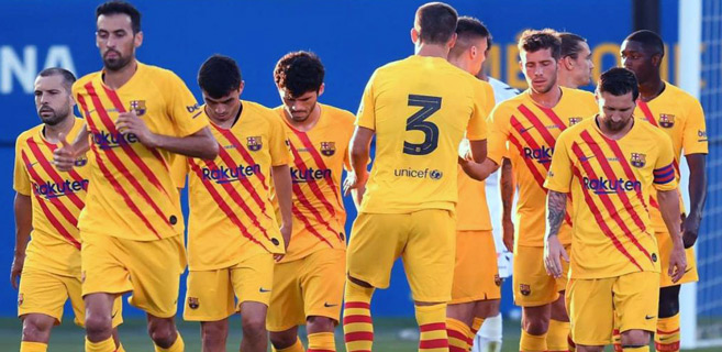 Football : Le Barça remporte son premier match amical contre Tarragone