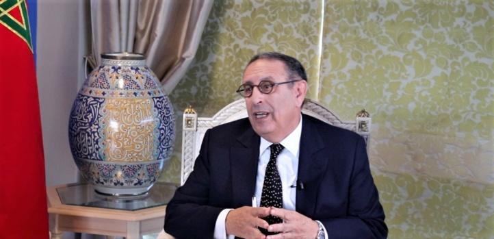 Youssef El Amrani continue son plaidoyer en Afrique du Sud