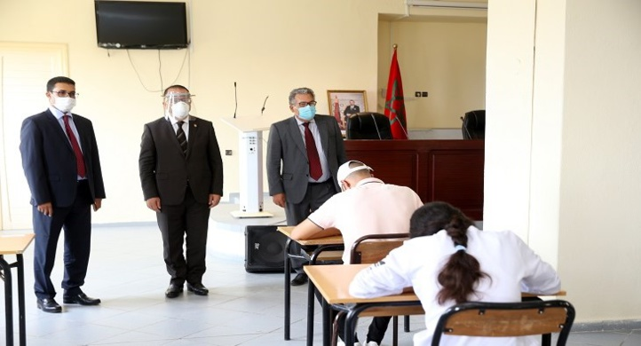 Voici comment l'Université de Fès organise ses épreuves
