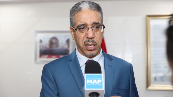 Aziz Rabbah testé positif au coronavirus