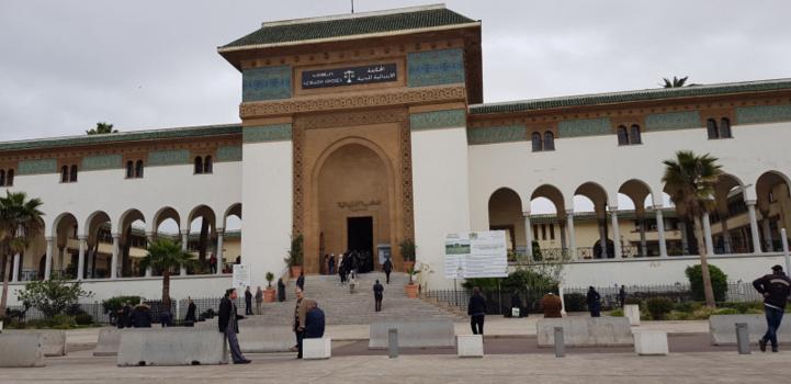 Après l'explosion des contaminations, un dépistage massif au tribunal de première instance de Casablanca