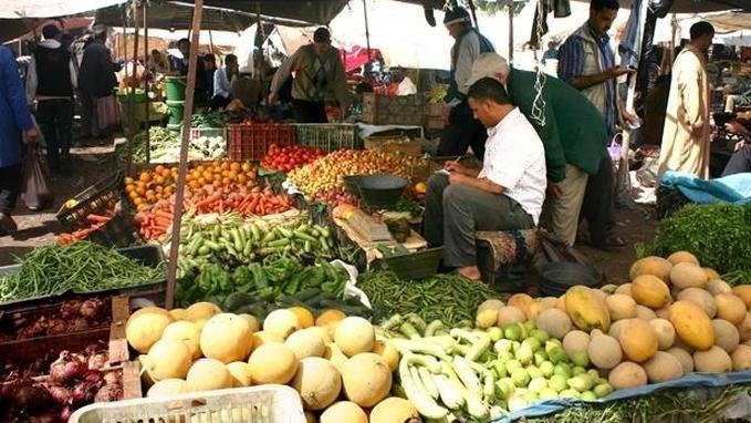 Sidi Rahal : Réouverture du souk hebdomadaire dans le strict respect des mesures sanitaires