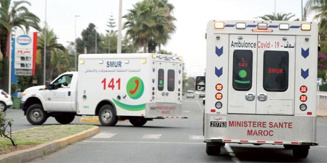 Le Maroc s'approche de la barre des 100.000 cas confirmés