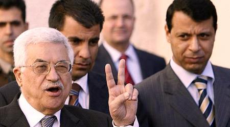 Palestine : Washington veut renverser Abbas par Dahlan