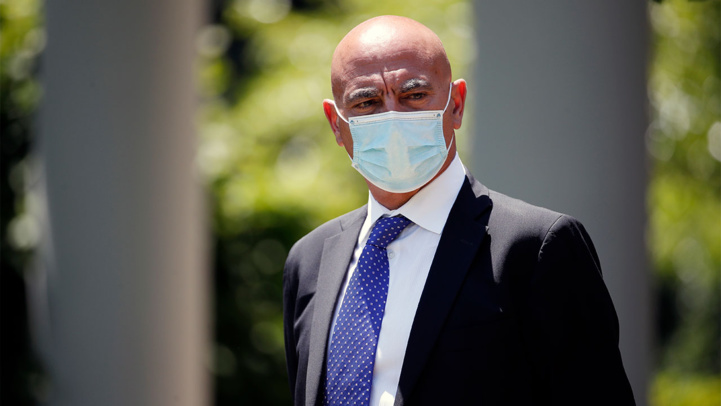 Moncef Slaoui annonce l'arrivée d'un vaccin anti-covid-19 avant la fin de 2020