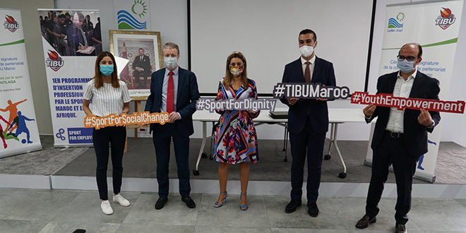 Casablanca : Lydec et Tibu Maroc engagés dans la promotion de l'employabilité des jeunes